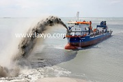 Rental Dredging Equipment offering by Laxyo Dredging Contractors