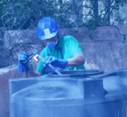 OSHR Water Tank Cleaning Services in chandigarh,  shimla,  bathinda