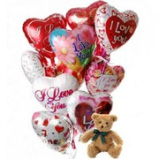 Birthday Balloon Bouquets Delhi