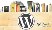 Wordpress Website Design in India | Ved Web Services