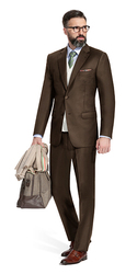 Get Custom Made Men's Tuxedos at Herring Bone & Sui