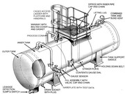 Vessel fabrication drawing services from kedindia