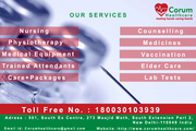 Elder care giver in Delhi