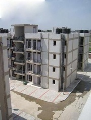 1600 Sq ft Flat in Jal Vyau Vihar Mohali Sector 67