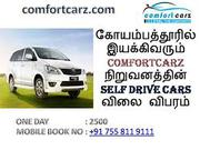 Self Driving car in Coimbatore - Comfortcarz