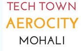 Book plots in Tech town at international airport road Mohali