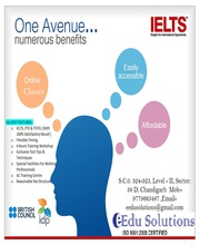 Classes For Ielts ,  PTE, TOEFL , English Spoken