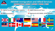 Immigration Consultants in Chandigarh - Akkam Immigration Services