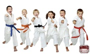 Taekwondo for kids in Chandigarh
