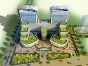 GBP Centrum Is the best Commercial Project In Zirakpur for Investment