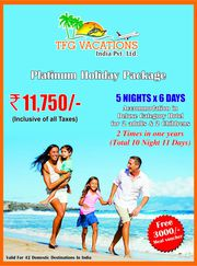 Customized Holiday Packages – Worldwide