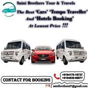 Ac tourist taxi for Shimla , Manali , Dharmshala,  Dalhousie.