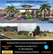 Residential Plots near PGI Chandigarh