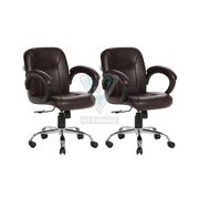 Leatherette Office Executive Chair | combo offer | Vjinterior
