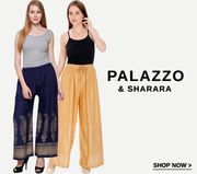 Rayon Palazoo Online