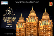 omaxe the resort flats new chandigarh @apex solutions