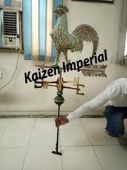 Rooster wind vane manufacturer India