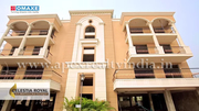 omaxe celestia Royal 3 bedroom Independent Floors Resale New chandigar