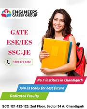 Take GATE coaching in Chandigarh