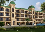 omaxe celestia Royal 3 bedroom independent Floors Resale Newchandigar