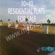 Residential Sites available for sale E.city for sale--27lacs-BMRDA  p