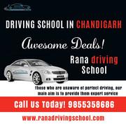 Driving School in Chandigarh