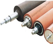 Rubber Roller Manufacturer,  Rubber Covering Rollers