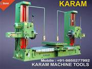 Vertical Turning Lathe-karamboring-End Milling Machine