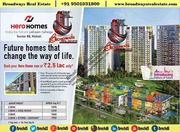 Hero Homes Mohali,  2BHK Apartments sector 88 Mohali