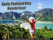 Thailand Tourist Visa in Chandigarh