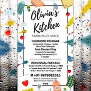 Olivia's Kitchen Cooking Classes