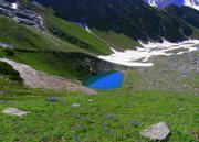 Beas Kund Trek from Ex Manali