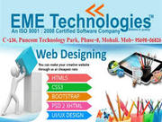 Web Designing training in chandigarh | mohali