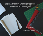 Legal Advisor In Chandigarh | Best Advocate In Chandigarh