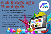 Best Web Designing in Chandigarh | Website Designing | Aswebinfo