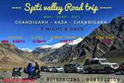Exolore Spiti From Ex Chandigarh