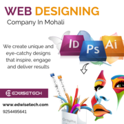 Best Website Designing Company In Mohali