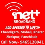 Netplus Broadband in Zirakpur Chandigarh Mohali