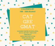 CAT GRE GMAT Coaching in Chandigarh Tricity - IIM ISB Alumni