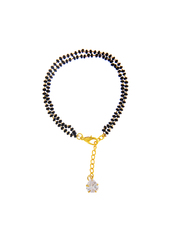 Buy a stylish hand mangalsutra for women at Anuradha Art Jewellery