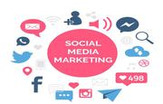 Social Media Marketing - Getting all the likes and shares for services