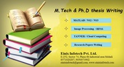 Thesis & Research papers Support for M.Tech & PhD Scholars