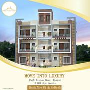 3 BHK Flats In Kharar For Rent
