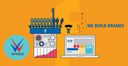 Tech firm dealing with web design,  web developer & app design