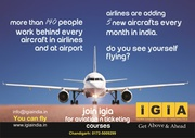 IGIA offers the most focused Aviation courses in INDIA at best prices