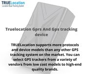 Gps Tracking System - Truelocation