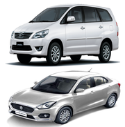Innova car hire in Chandigarh