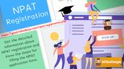 NPAT Registration