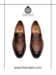 Rawls-Luxure Official Site | Shop Leather Dress Shoes For Men
