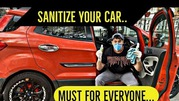 Tricity sanitization Cars and Offices
